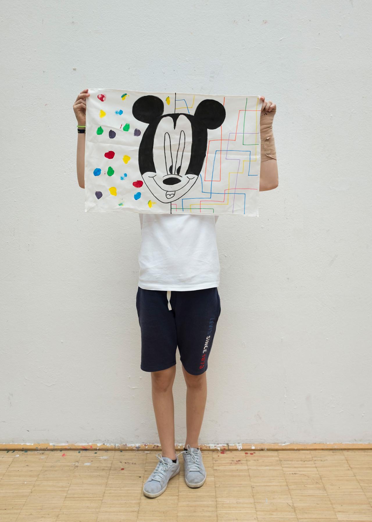 Shirin Omran Flaggenwerkstatt