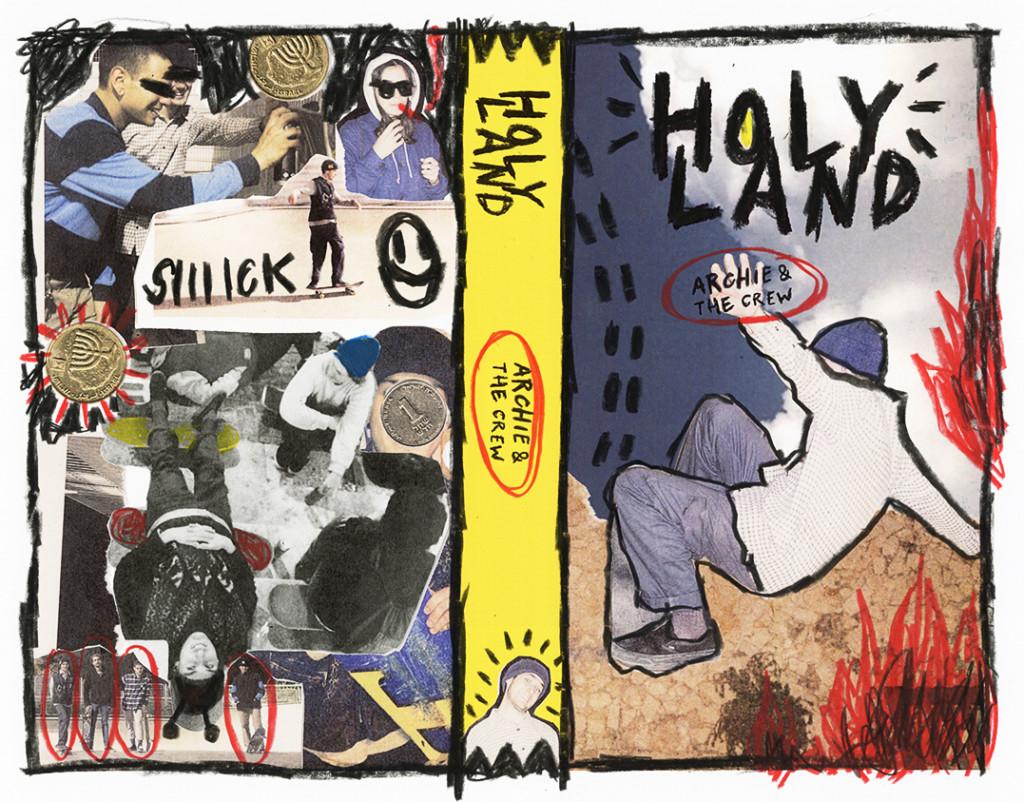 Shirin Omran Holy Land VHS