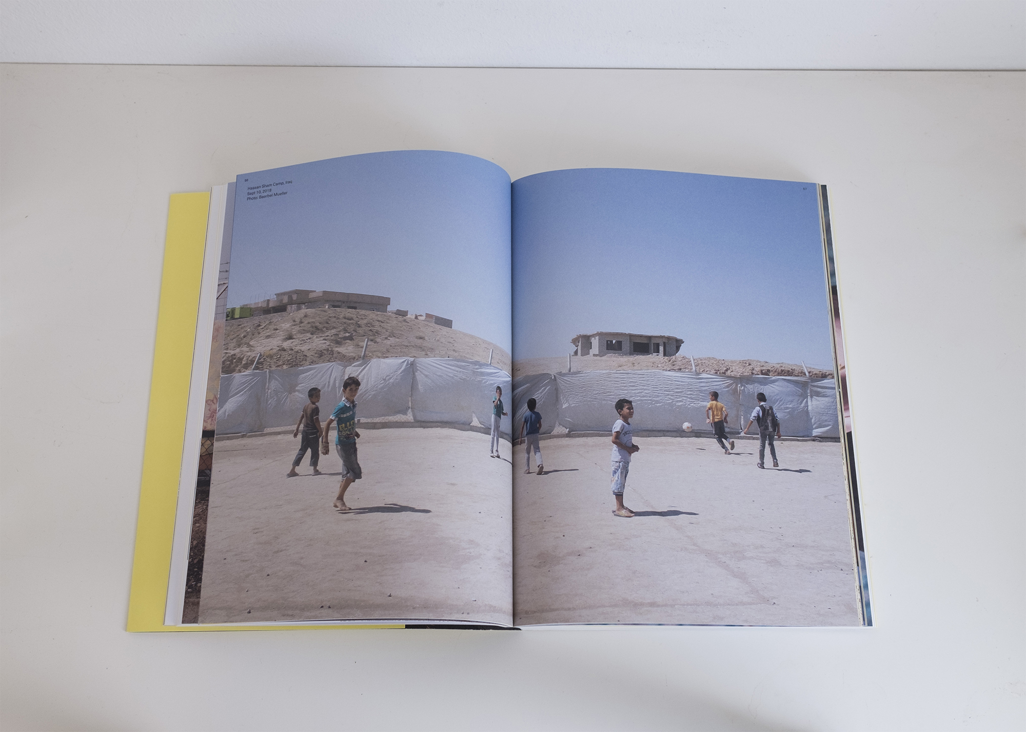 Shirin Omran Structures of Displacement
